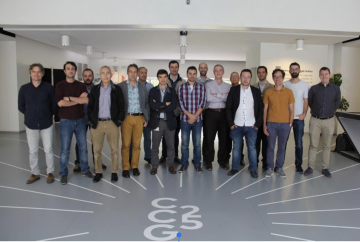 GraphicsVision.AI collaboration workshop 2019
