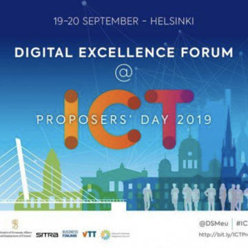 GraphicsVision.AI participated in the H2020 Proposers' Day 2019